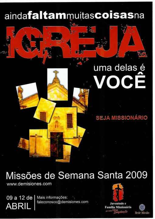 Mega Missões 2009