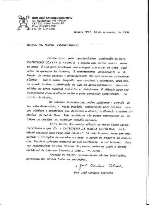 Arcebispo Emérito de Olinda e Recife